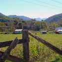 Hughes Gap Rd view
