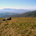 Roan Mountain view. There are great rides all through these mountains.