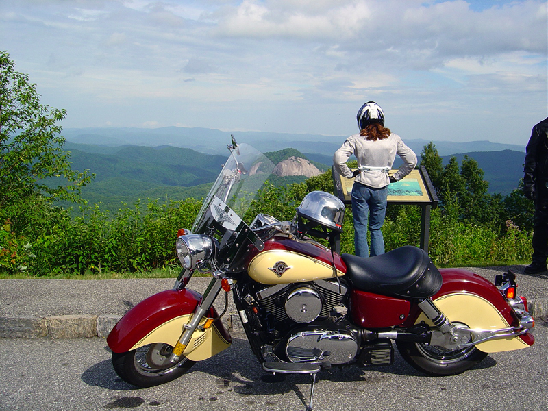 Cold Mountain Loop – US 276 / NC 215 / Blue Ridge Parkway