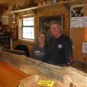 Owners, John and Charlene