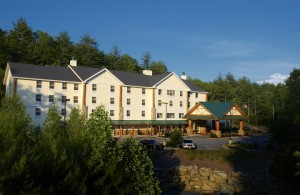 Hampton Inn and Suites - Cashiers Sapphire Valley