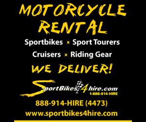 Sport Bikes 4 Hire