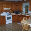 Our Cabins Have Full Kitchens