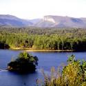 View of Shortoff Mountain