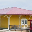 Old Fort Train Depot & Railroad Museum