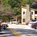 Little Switzerland Downtown Motorcycling in McDowell County