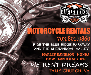 EagleRider of DC Motorcycle Rentals