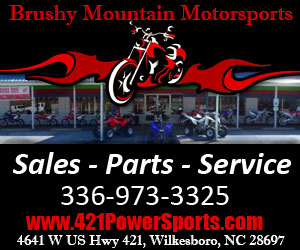 Brushy Mountain Motorsports - Motorcycle Sales - Parts - Service