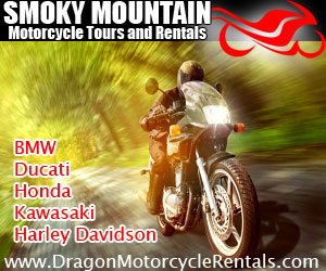 Smoky Mountain Motorcycle Rentals and Tours