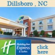 Holiday Inn Express and Suites Dillsboro