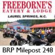 Freebornes Eatery & Lodge