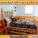 Kanawha Valley Arena Resort - Hotel Lodging