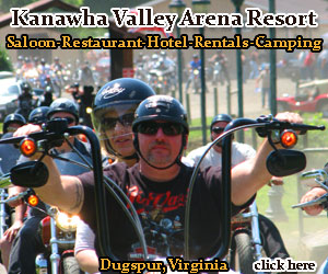 Kanawha Valley Arena Resort in Dugbar, VA